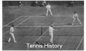 history-of tennis